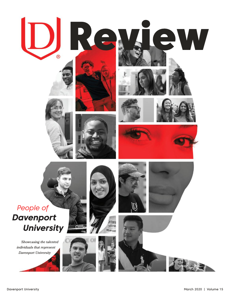DU Review March 2020 Cover