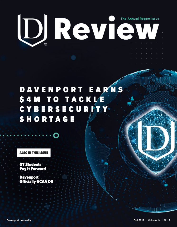 DU Review Fall 2019 Cover