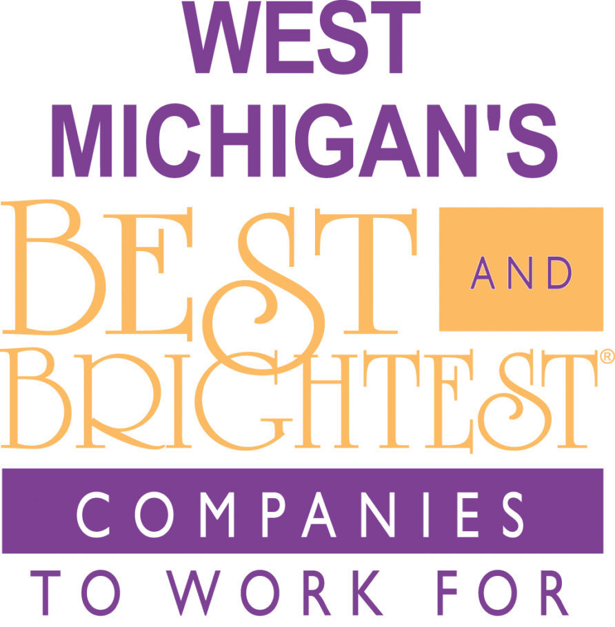 West Michigan's Best and Brightest Companies to Work For Logo
