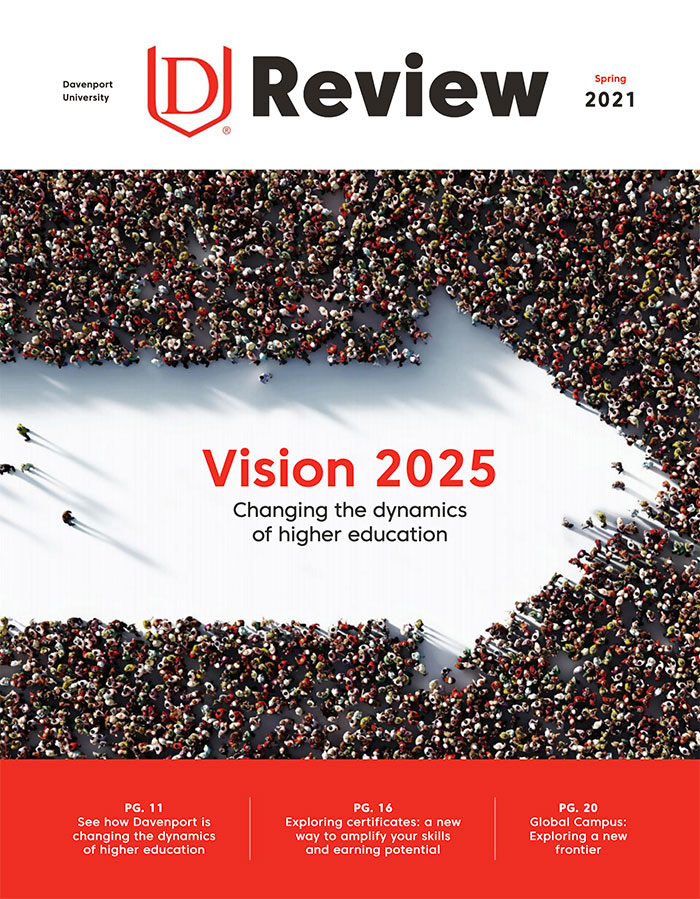 Volume 18 DU Review Spring 2021