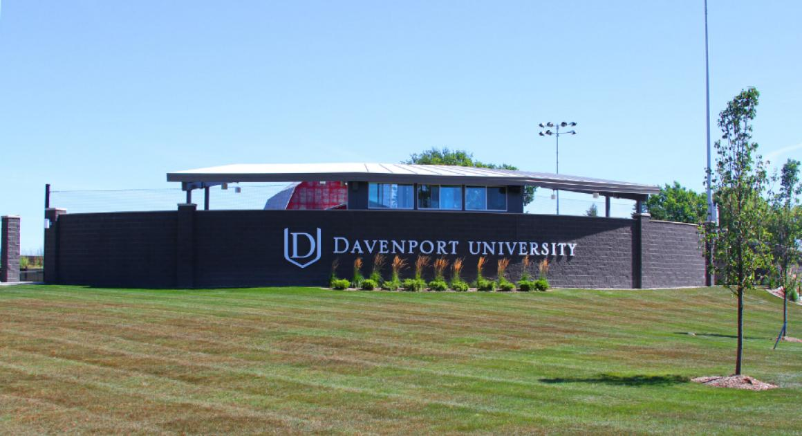 Exterior of Farmers Athletic Complex
