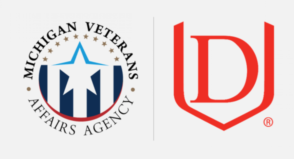 Michigan Veterans Affairs Agency logo